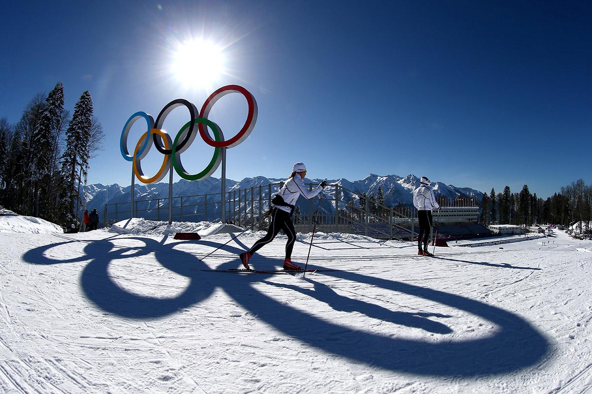 olympic ski