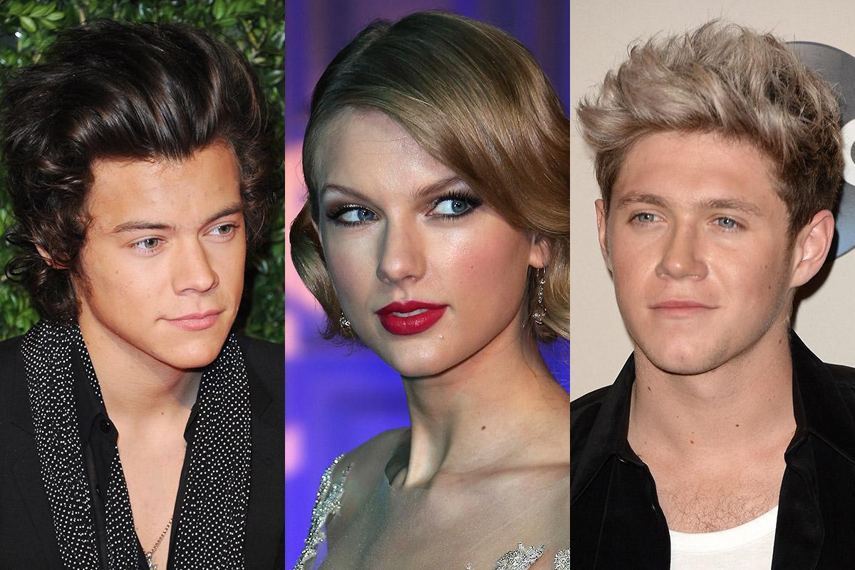 Taylor Swift Harry Styles Liam Horan