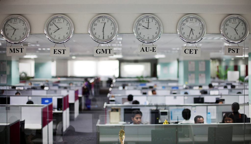 Bangalore Outsourcing Centre India