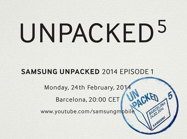 Unpacked event