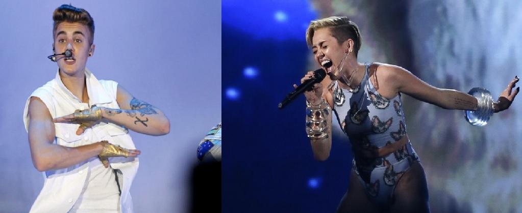 Bieber Cyrus