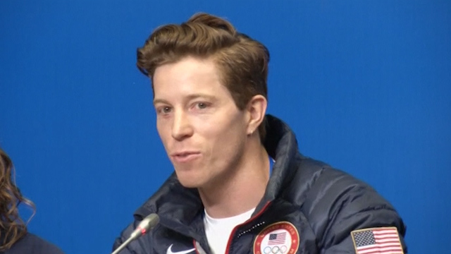 Shaun White Pulls Out of Slopestyle at Sochi