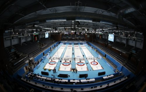 Sochi curling