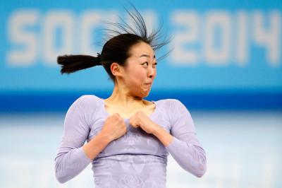 ice skater face
