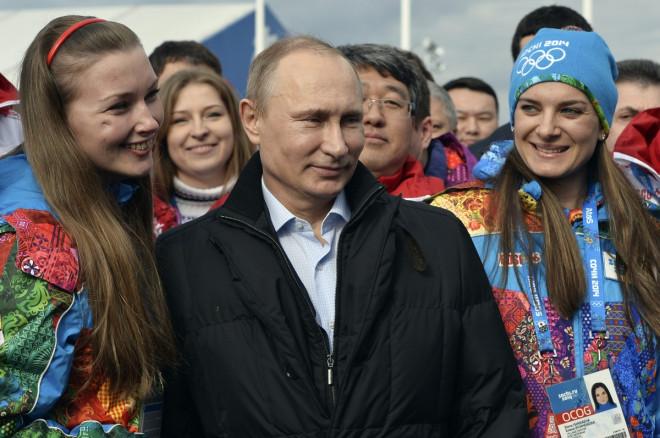 Valdimir Putin Sochi
