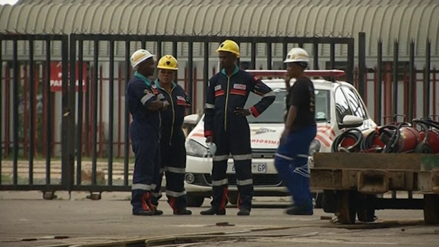 Bodies Recovered After S. African Gold Mine Accident