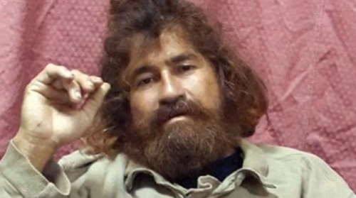 Salvadorean fisherman José Alvarenga