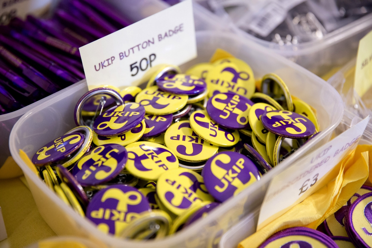 Tory councillor quits as his whole family stand for Ukip