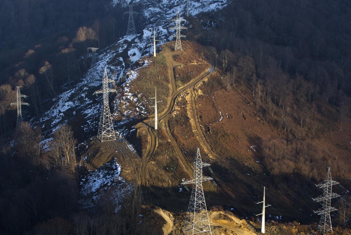 Sochi environment