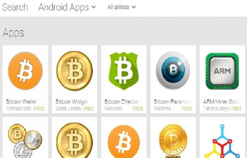 Bitcoin apps on Google Play Store.