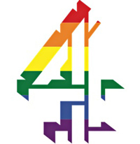 Channel 4 Gay Rights Logo Sochi 2014