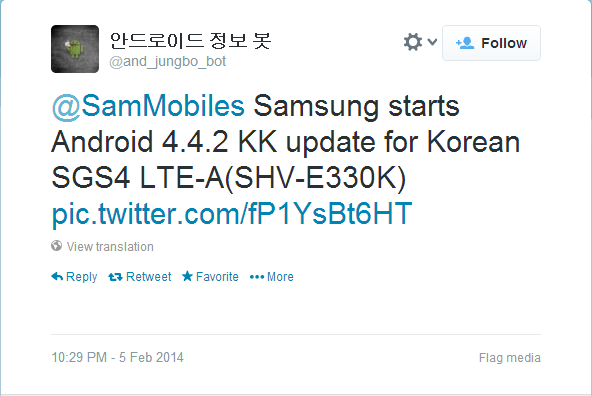 Will Samsung Galaxy S3, S3 Mini and Note 2 Get KitKat Update?