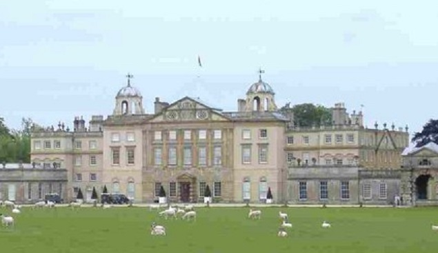 Lord Edward Alexander Somerset Jailed for Beating wife at Badminton House in Gloustershire