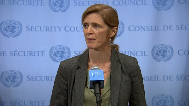 UN Envoy: Syria Chemical Delays Unintentional