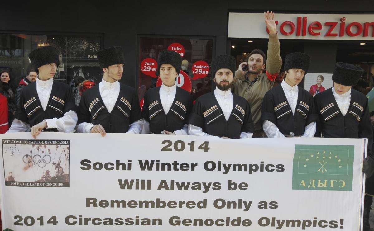 Circassians Sochi