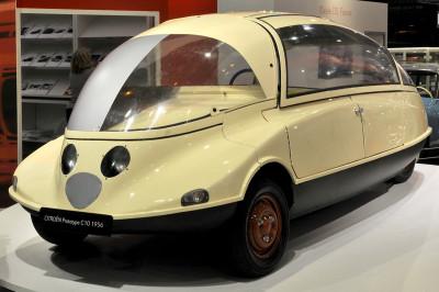 1956 Citroen