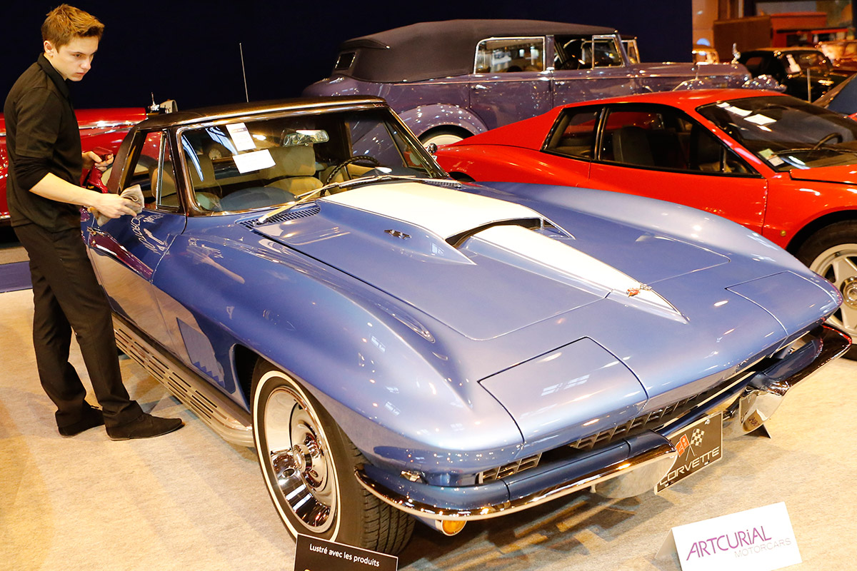 1967 Chevrolet Corvette Sting Ray cabriolet