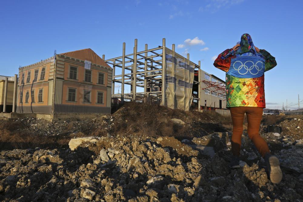 Sochi Problems  Winter Olympics Begin Amid Unfinished