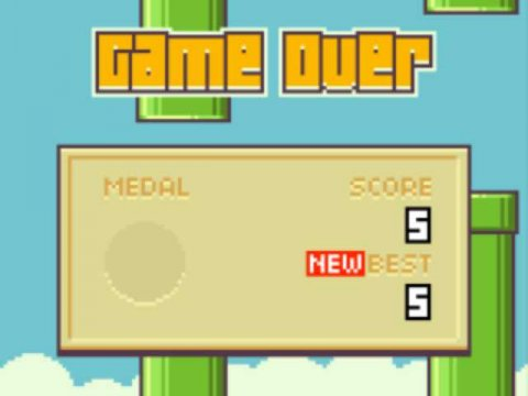 Flappy Bird Removed From App Stores