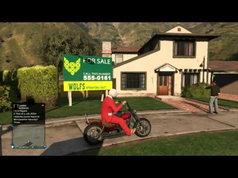 GTA 5 DLC: Details of Lenny Avery Mansions Uncovered [VIDEOS]