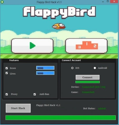 Flappy Bird: Easy Way to Beat the Annoying Game [VIDEO]