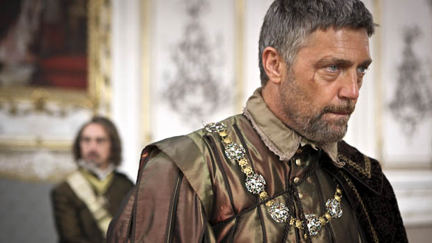 The Duke of Savoy is a tough adversary in BBC's The Musketeers