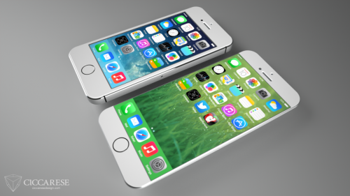 iPhone 6 concept images