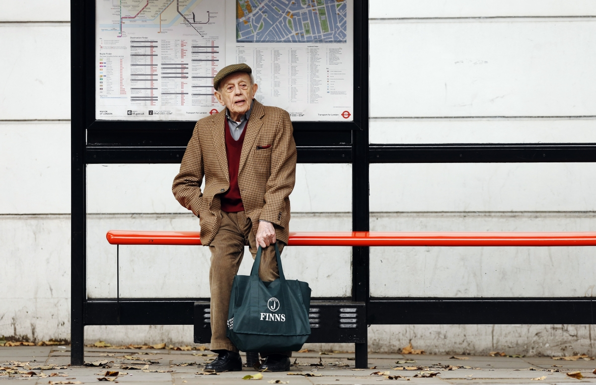 UK retirement