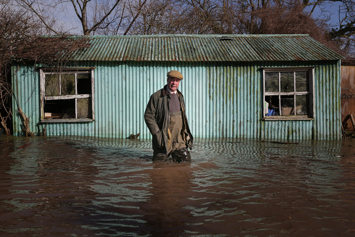 flooding Ukip