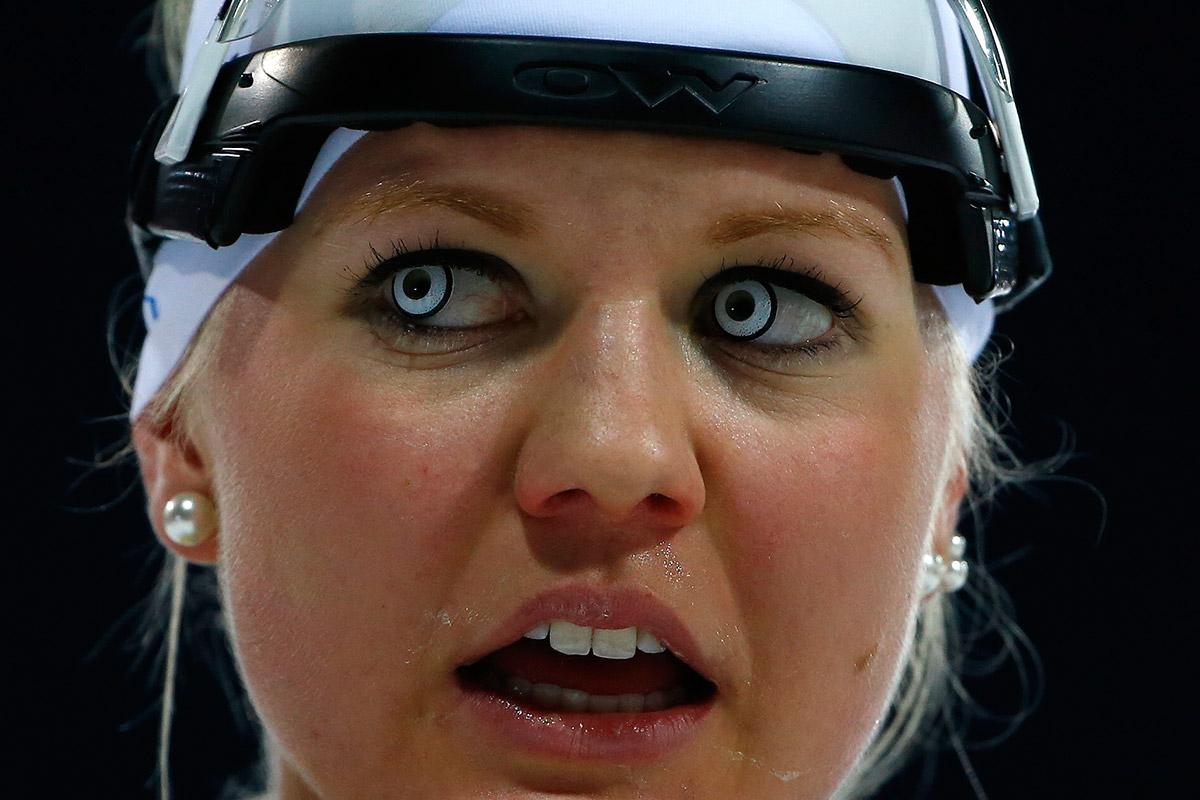 olympic eyes