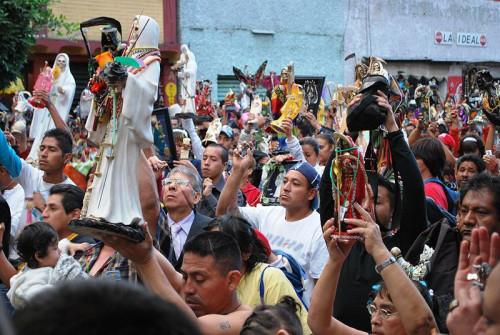 Santa Muerte veneration