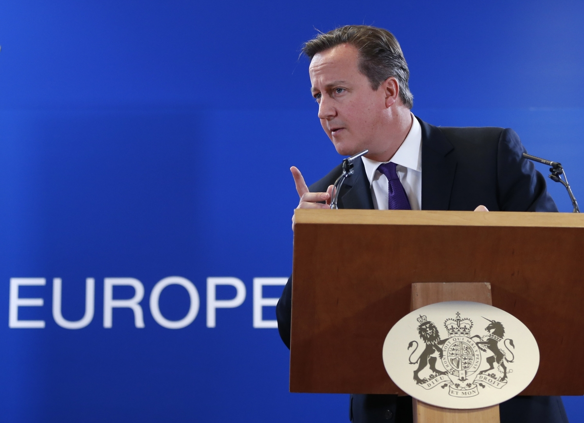 David Cameron loses EU vote