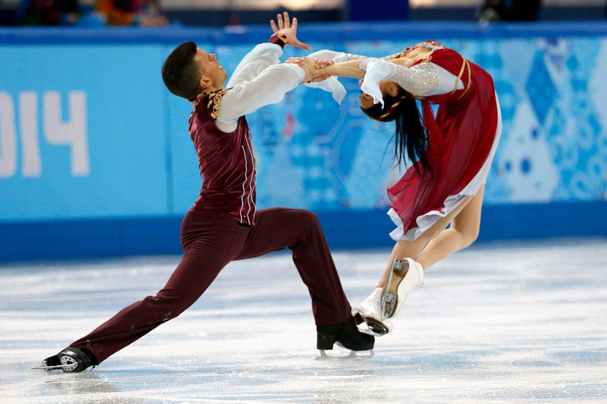 figure skating dance