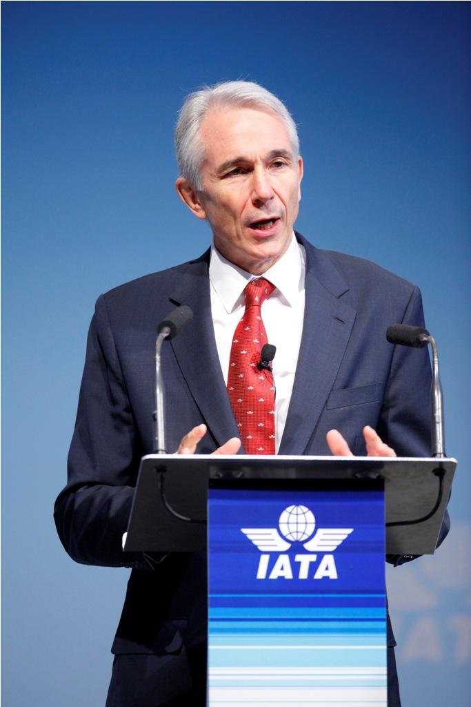 Tony Tyler
