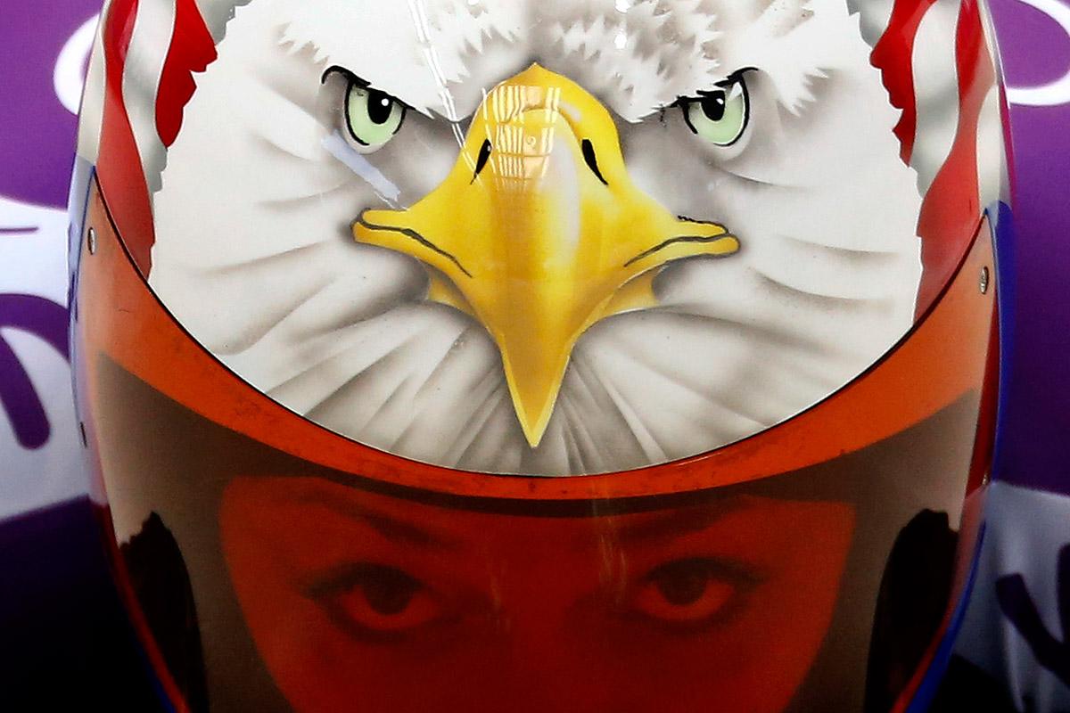 skeleton eagle