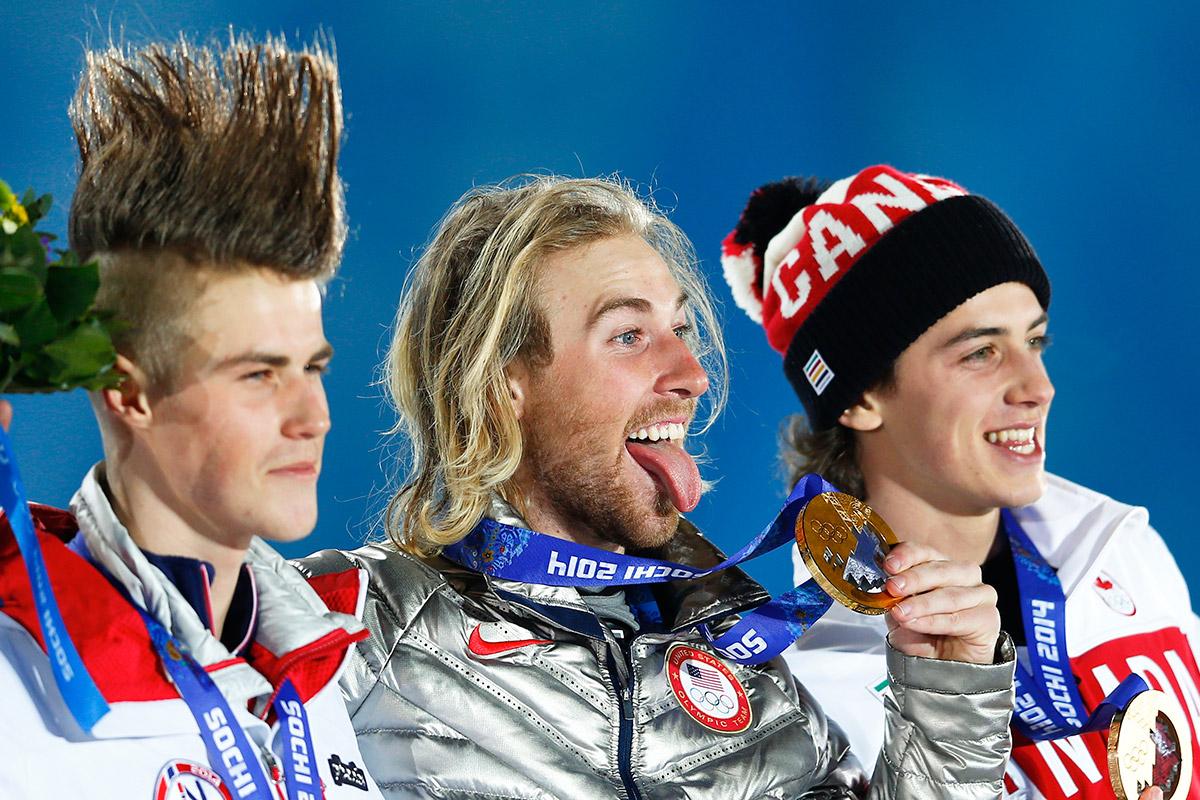 snowboard medals