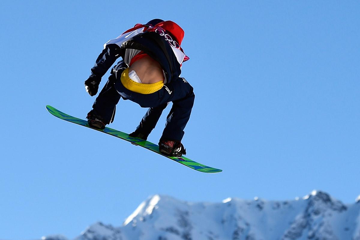 snowboard morgan