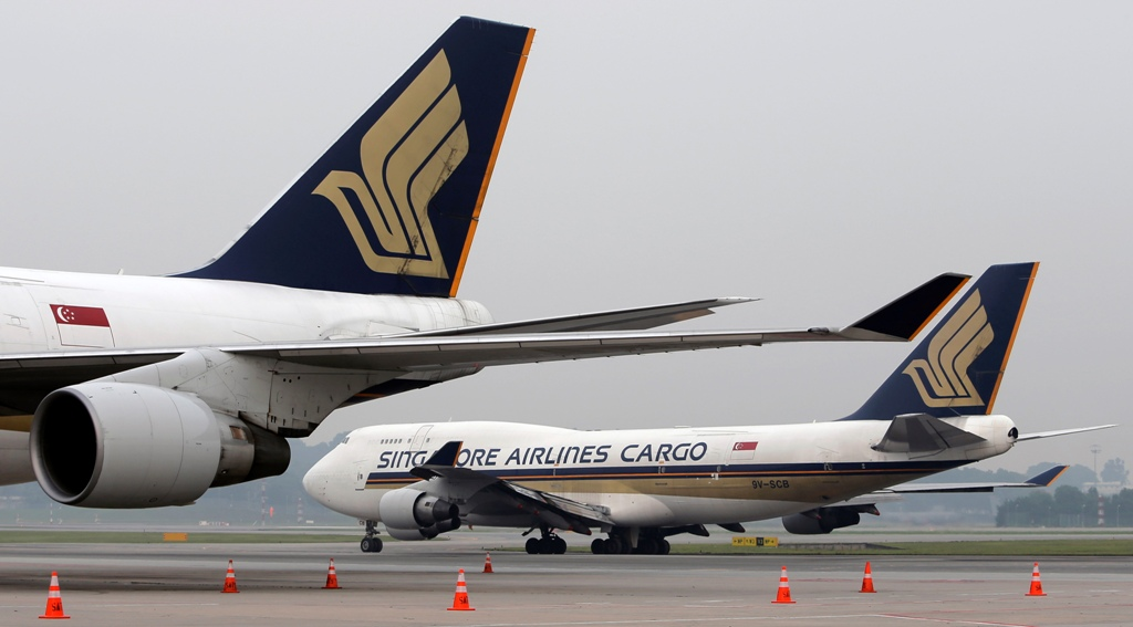 Singapore Airlines Cargo Aircraft