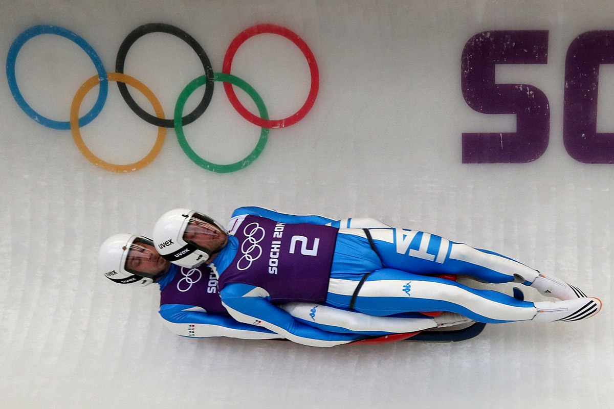 luge double