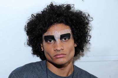 male make up
