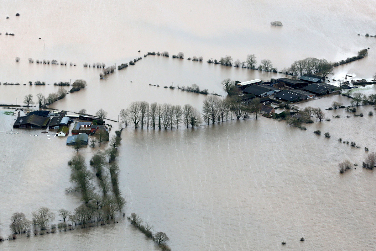 aerial flooding 10