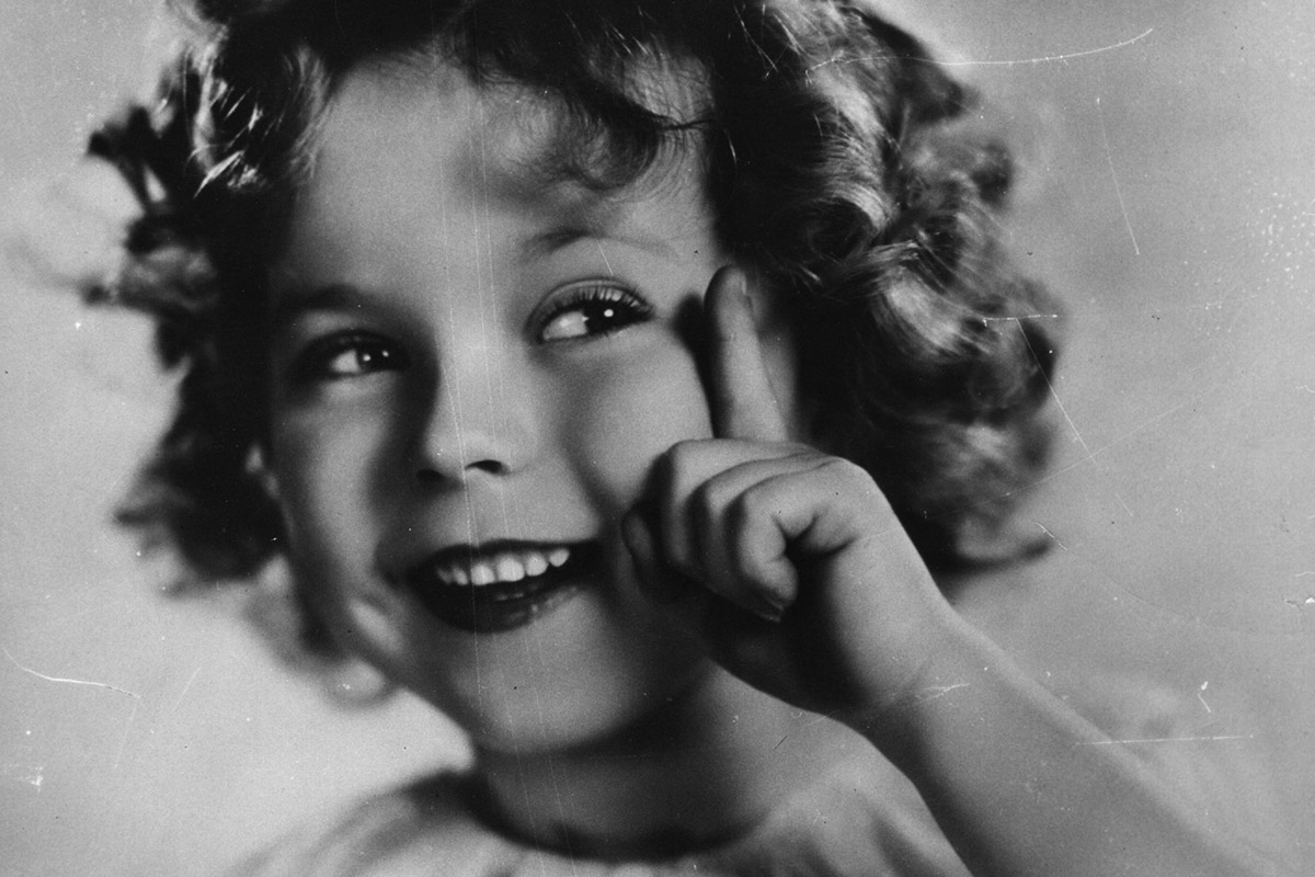 the life and movie career of shirley temple Ver vídeo a huge child star during the great depression, shirley temple went on to become a humanitarian and un diplomat learn.
