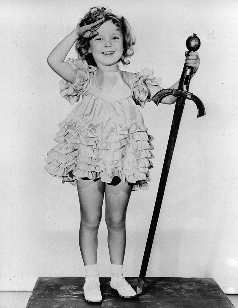 1933 Shirley Temple