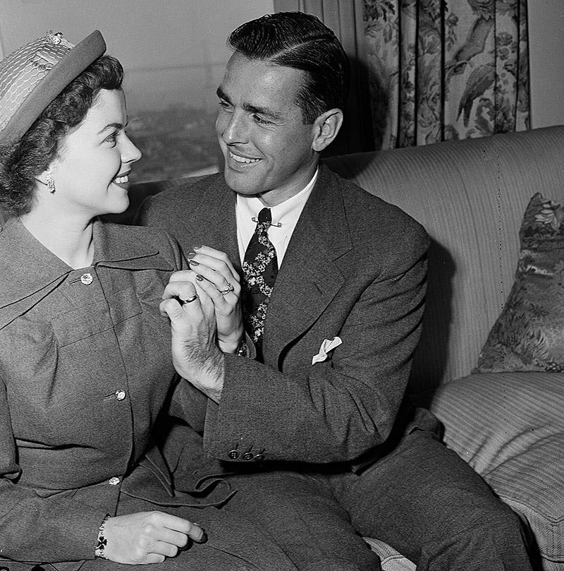 1950 husband