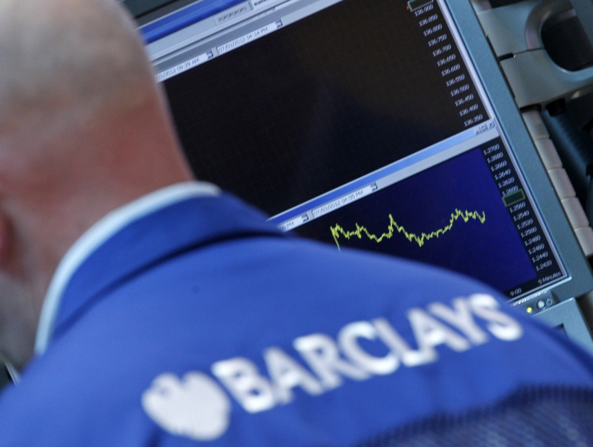 Barclays 'Dark Pool' Trading Falls 79% After US Lawsuit