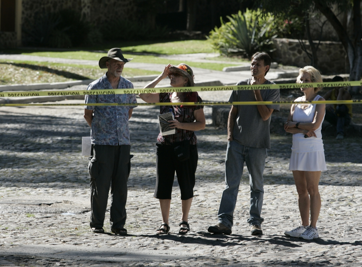 Mexico canadian couple killed