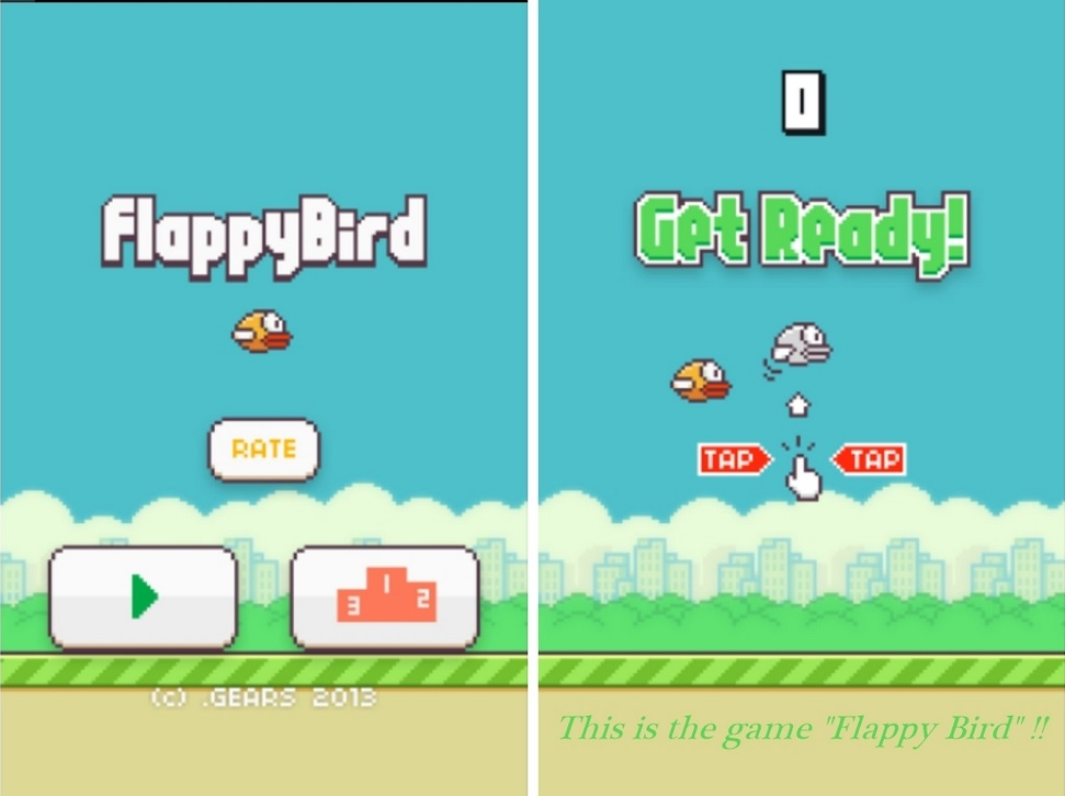 How to Install Flappy Bird APK v1.3 (Manually) for Free