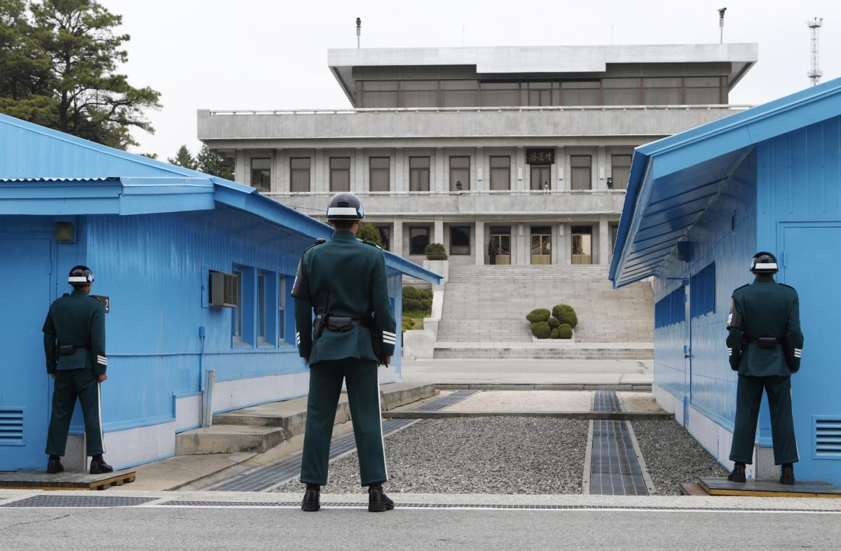 South and North Korea talks