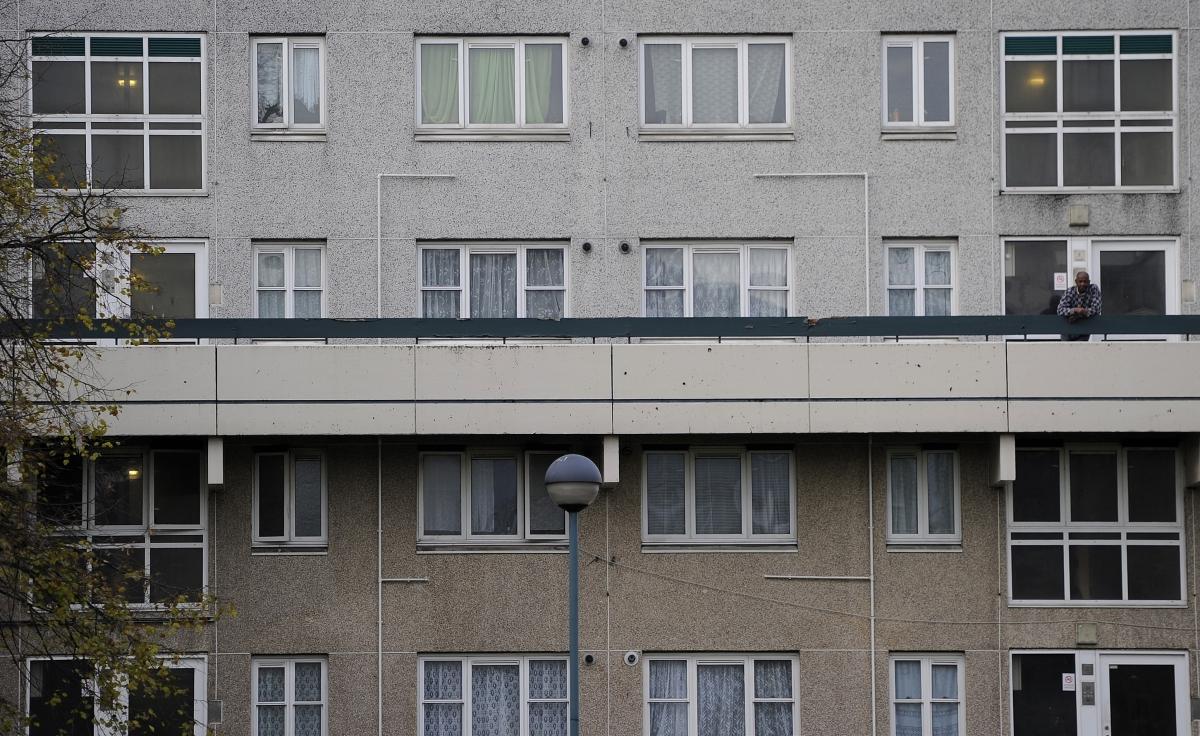 UK social housing