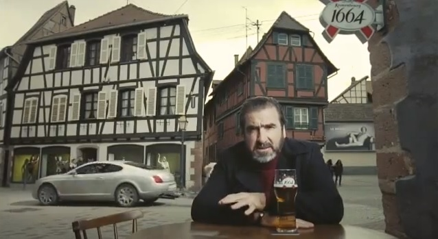 Kronenbourg advert